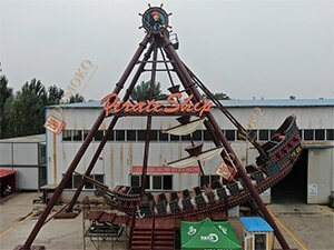New Pirate Ship for sale