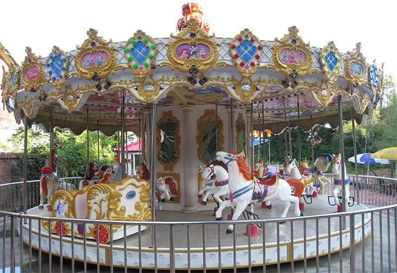 carousel ride near me