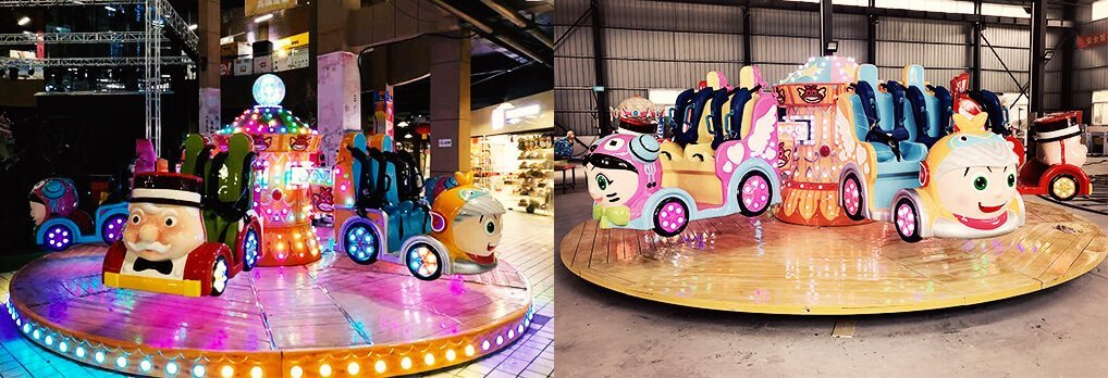 family rides manufacturer in China