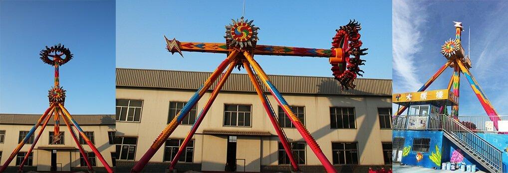 best big pendulum rides in China