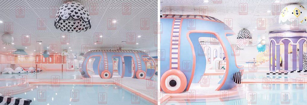 playground company in China