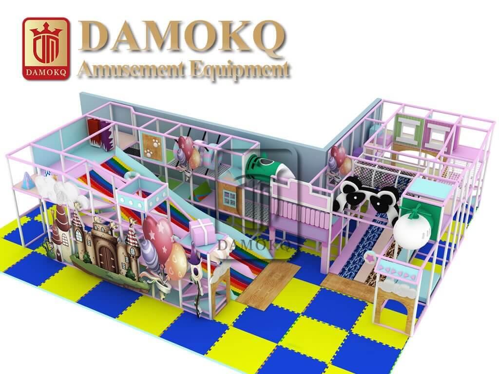 indoor playground equipment price