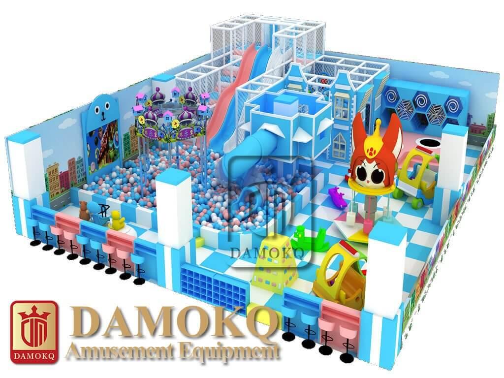 ocean indoor playground equipment
