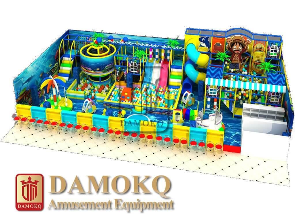 indoor playground supplier