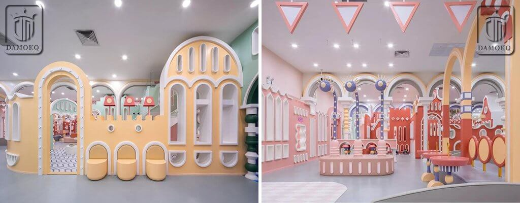 commercial indoor play center