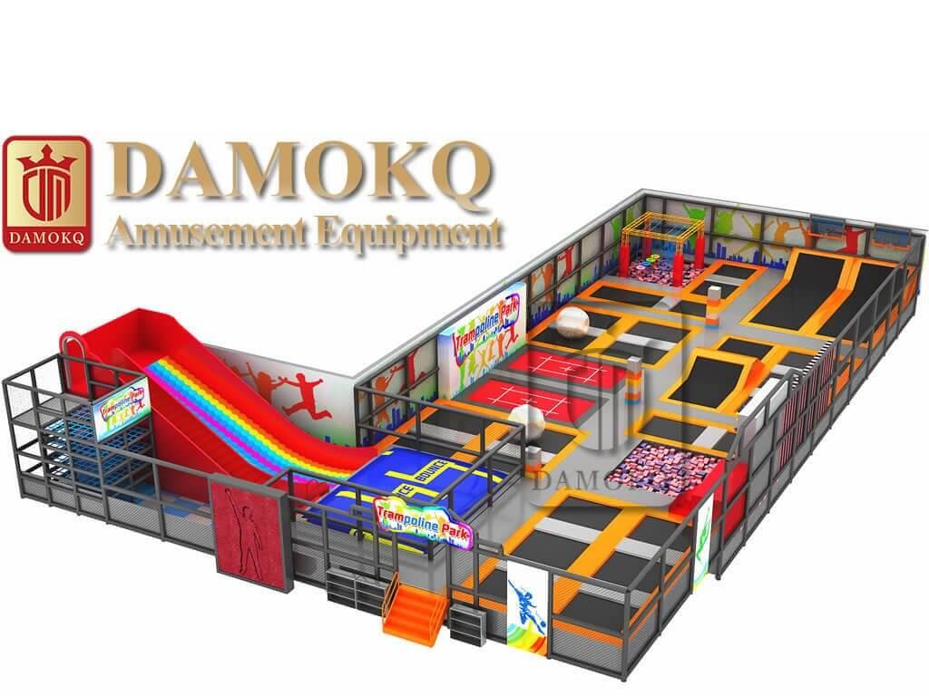 trampoline equipment