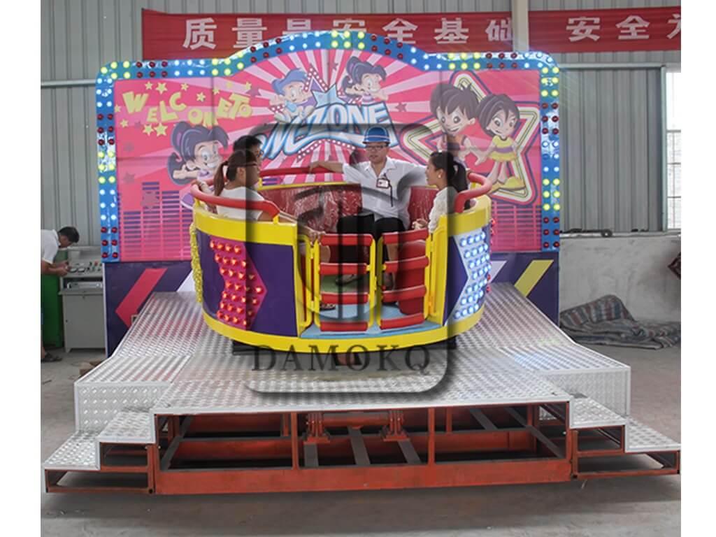 Tagada ride