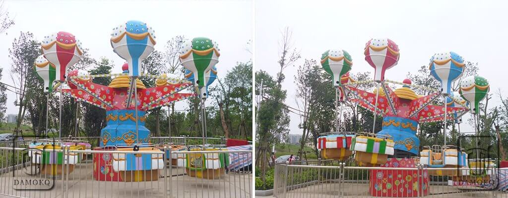 high quality samba balloon ride for sale