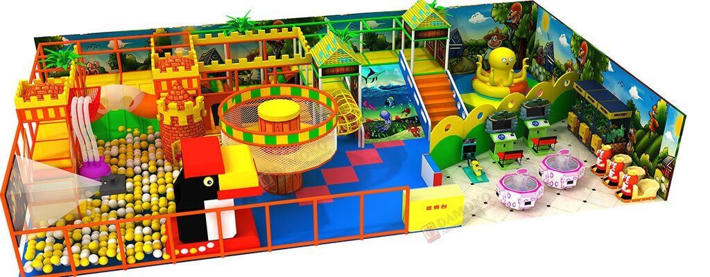 indoor play center equipment for sale