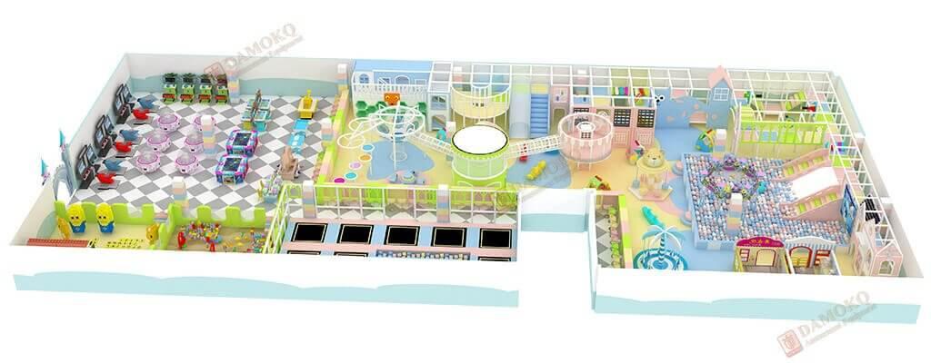 indoor play center equipment