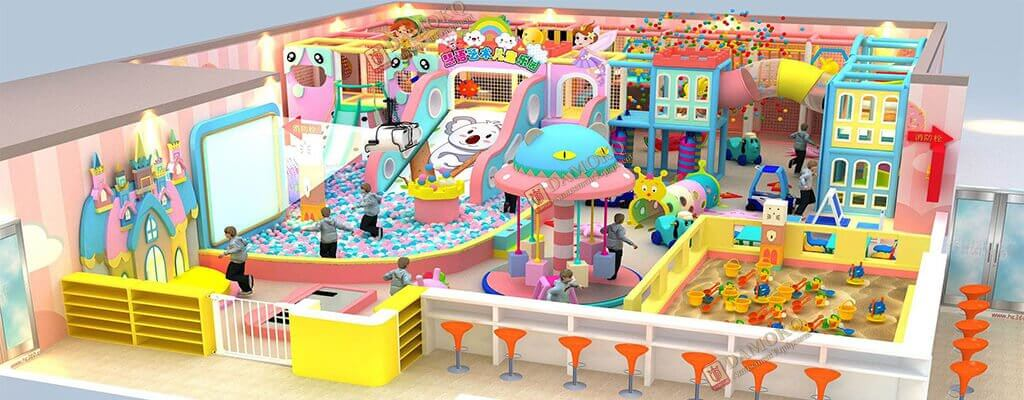 indoor play area for sale