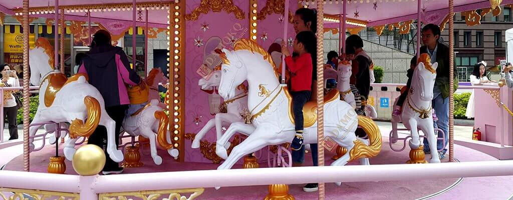 merry go round supplier in China
