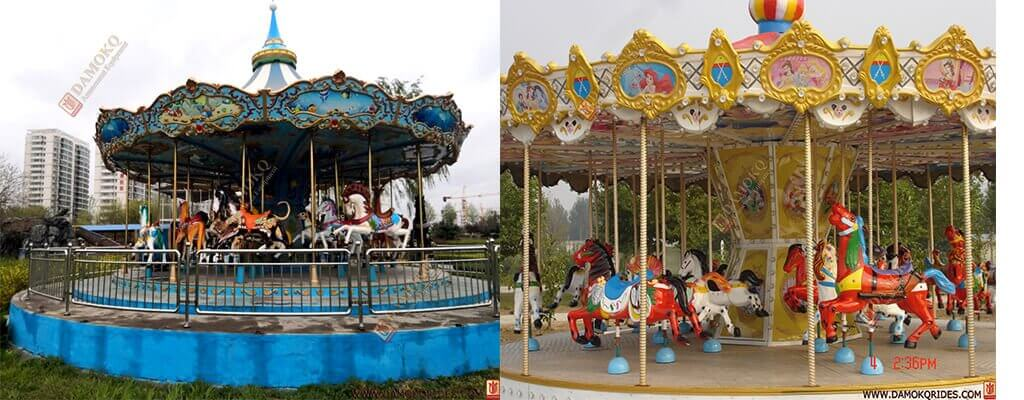 merry go round professional producer