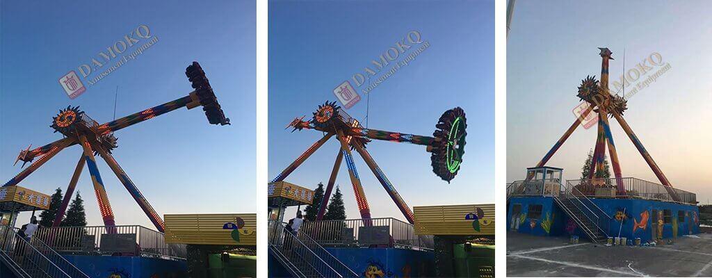 360 big pendulum