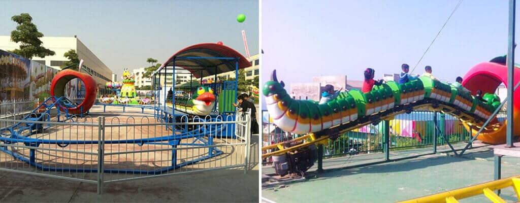 fruit roller coaster