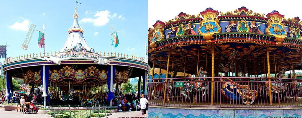 National Merry-Go-Round Day on July 25
