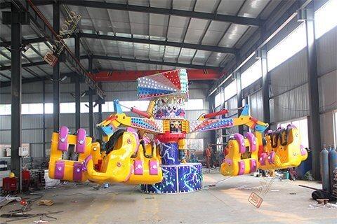Outdoor & Indoor Playground Equipment Manufacturer & Supplier-DAMO Rides