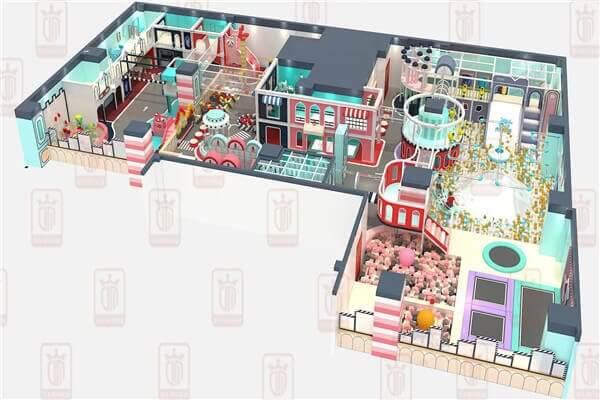 luxury indoor playground design